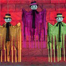 Colgante Hombre Calabaza Halloween 61cm