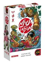 Iello Ninja Taisen Capture The Enemy Viilliage Two Player Mini Dice Game