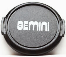 Gemini Front Lens Cap 49mm 49 mm Snap-On