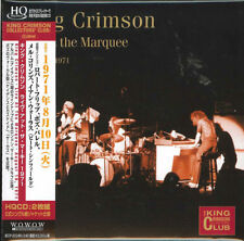 KING CRIMSON-LIVE AT THE MARQUEE. LONDON. AUGUST 10TH. 1971-JAPAN 2 HQCD G88