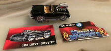 HTF Muscle Machines 1953 Chevy Corvette. 1:64 Die-cast Series 4
