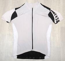 ASSOS SS.13 AIM HIGHERI full zip short sleeve WOMEN'S WHITE JERSEY - XL