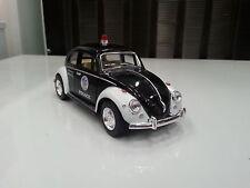 Volkswagen Beetle 1967 police kinsmart TOY model 1/32 scale diecast Car