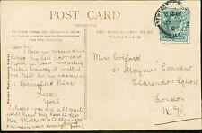 Miss Colford. St Aloysius Convent, Clarendon Square, London 1904, Leeds   RJ.897