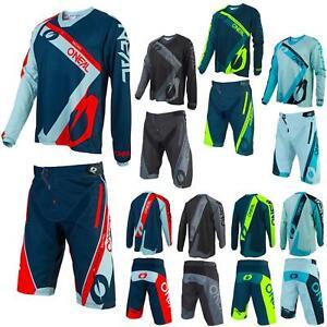 O'Neal Element FR MTB Bekleidung Jersey Shorts All Mountain Bike Hybrid Shirt