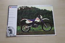 168913) Suzuki DR 350 SE Prospekt 10/1994
