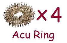 Acupressure circulation ring - increase blood flow - Acu Ring x 4