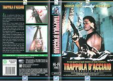 Trappola d'acciaio (1991) VHS