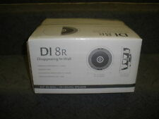 Definitive Technology DI 8R Brand New PAIR In Wall/ Ceiling Speakers DI8R