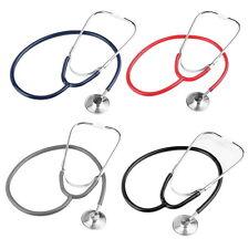 Pro Single Head EMT Stethoscope for Doctor Nurse Vet Medical Student Blood NW
