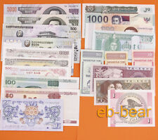 New Upgrade 20 Pcs Different Paper Money Banknotes World Countries Uncirculated