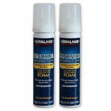 Kirkland Signature Men's 5% Minoxidil Hair Regrowth Topical Aerosol Foam 2 Month