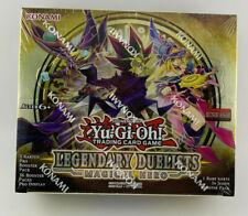 1 Display-Allemand YuGiOh Legendary Duelliste-Magical Hero