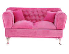FR fashion royalty 1:6 Scale Dolls furniture Flannelette sofa chair Couch