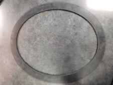 NEW Boiler Gaskets 12 x 15 x 1-1/4 x 1/4 inch Eliptical Rubber EPDM