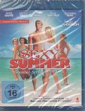 Sexy Summer Sommer Sonne Heiße Girls Blu Ray NEU Peter Dante Brock Kelly