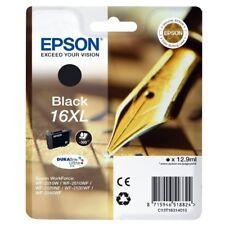 Epson Cartouche d'encre d'origine 16XL T16311 Noir (C13T16314012) Original Neuf