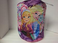 Disney Frozen Slumber Bag Elsa Anna Kids Sleeping Bag with Bonus Carry Backpack