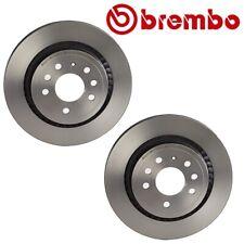 2x disco de freno brembo conjunto de los discos de freno frenos coated disc line atrás