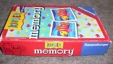 Ravensburger Kinder MEMORY - ab 4 Jahren, Ausgabe ©2000 - Karten vollständig
