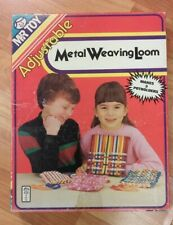 adjustable metal weaving loom by Mr Toy