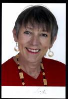 Annette Groth Foto Original Signiert ## BC 43356