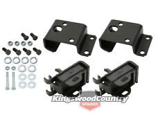 Holden Engine Mount +Bracket Conversion kit HQ HJ HX HZ WB 253 308 V8 mounting