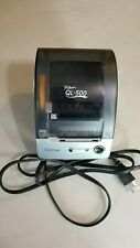 Brother P-Touch QL-500 Manual-Cut Thermal Label Printer PC