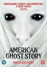 AMERICAN GHOST STORY di Derek Cole DVD Horror in Inglese NEW PRENOTAZ.