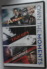 A-team Taken Unstoppable DVD TFE Twentieth Century Fox FOXD2295788D