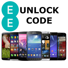 UNLOCK SONY ERICSSON X1 XPERIA X8 L1 ZX1 COMPACT MINI ORANGE T-MOBILE EE CODE