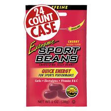 Sport Beans Extreme Energizing Jelly Beans Energy Beans Ex-cherry Bxof24