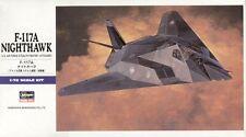 Hasegawa - 1/72 F-117 Nighthawk # E1