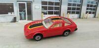 Vintage Datsun Nissan Fairlady Z 300ZX Red 1/64 Diecast Motor Sport JDM Car