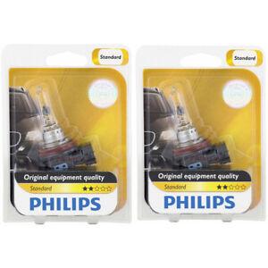2 pc Philips H9B1 Headlight Bulbs for 79058 BP1265H9 Electrical Lighting xd