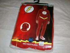 The Flash DC Comics WB One Piece Pajamas Costume Under Boss Men Small/Medium New