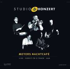 MEYERS NACHTCAFE  - Studio Konzert (180g)   LP