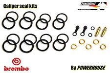 Victory V92 SC Cruiser Brembo front brake caliper seal repair kit 2000 - 2003