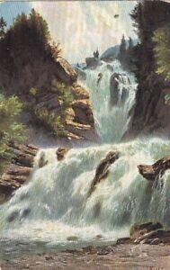 Reichenbachfall im Haslital gl1933 E6283