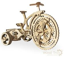3D Mechanical Wooden Model BICYCLE WOODTRICK