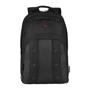 Swiss Gear Wenger Upload 16-inch Laptop Backpack (Black)