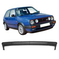 Frontspoiler Lippe Spoiler Extra BRITE TIEFE Ausführ. VR6 GTI für VW Golf 2 II