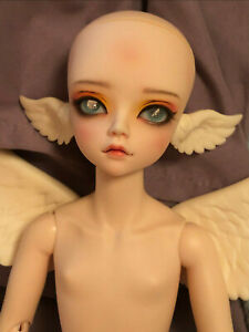 *LEGIT* Soom Tuff/Sueve MSD BJD in Normal Resin with White Resin Wings and Ear P