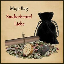 Mojo Bag Liebe Zauberbeutel Hexenbeutel Liebeszauber Liebesritual Wunsch