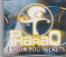 Pharao-I Show Your Secrets cd maxi single