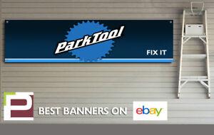 Park Tool Banner PVC Banner for workshop, garage, bike tools, bike repairs etc