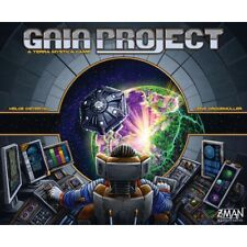 ZMGZF001 Gaia Project a Terra Mystica Game Multicolour