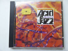 VARIOUS <>  The Best Of Acid Jazz  <> NM (CD)