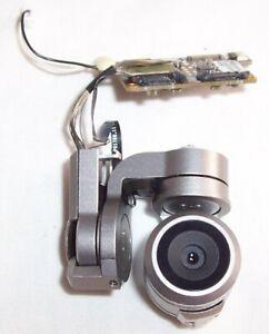 DJI Mavic Pro CAMERA GIMBAL CPU Board Platinum Drone MP 3-AXIS *PARTS* **AS-IS*