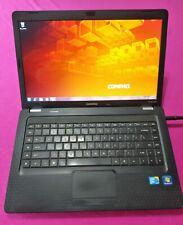 HP Compaq CQ56-219wm laptop Intel Core 2 Duo T8300 2.4Ghz 3GB ram 320GB hdd W7